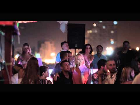 BaliBar Bambuk Bar Ashqelon| DJ Staas | Goni Barbie מופע רקדניות