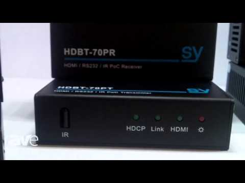 ISE 2014: SY Electronics Talks About Its HDBaseT and HDMI Extension Products