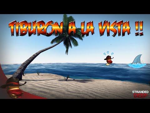 Tiburón A La Vista   Stranded Deep #1