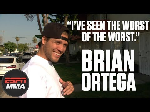 You don't know Brian Ortega: All access with the UFC featherweight  ESPN MMA