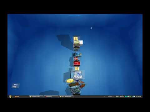Personalizar el escritorio con varios programas