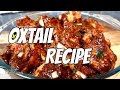 Oxtail Recipe How To Marinating Your Oxtail Before Cooking It Recipe By  | Chef Ricardo Cooking