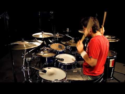 Cobus - Paramore - Monster (drum Cover) video