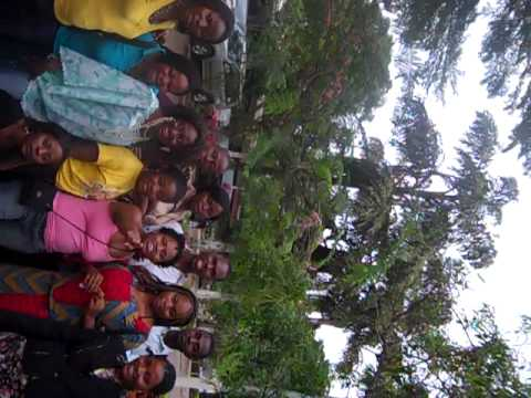 gathering for a photo with  MA and PHD students in Africa VID00017.MP4