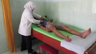 video 14 dokter periksa pasien