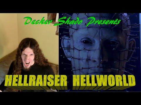 Hellraiser Hellworld Review video