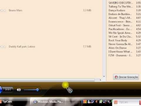 Como gravar músicas em cd virgem pelo Windows Media Player