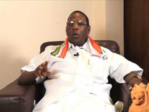 Honey tv Neruku Ner with V.Narayanasamy