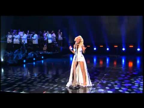 Understand-Christina Aguilera (Live In Australia)
