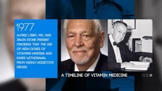 A Timeline of Vitamin Medicine