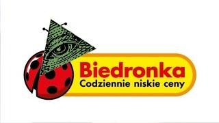 Biedronka to Illuminati!