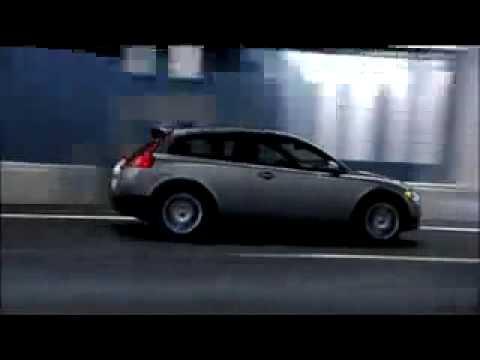 Volvo C30, промо, обзор