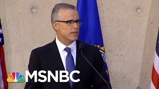 FBI Official Who Ran Russia Probe Calls Out Trump DOJ | The Beat With Ari Melber | MSNBC