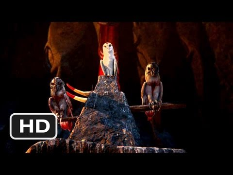 Legend of the Guardians: The Owls of Ga'Hoole #2 Movie CLIP - I Am Nyra (2010) HD