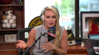 Lindsey Vonn on The Dan Patrick Show (Full Interview)