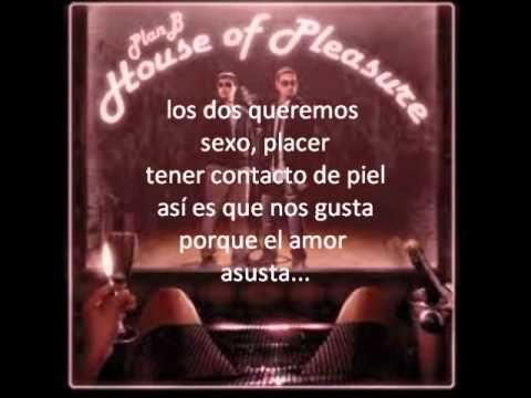 El Amor No Existe - Plan B (with Lyrics)
