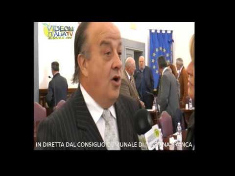 Video M Italia consiglio comunale martina franca