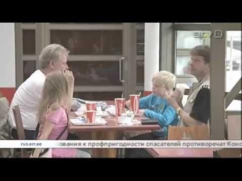 В ресторанах Hesburger клиентов покормили червячками?