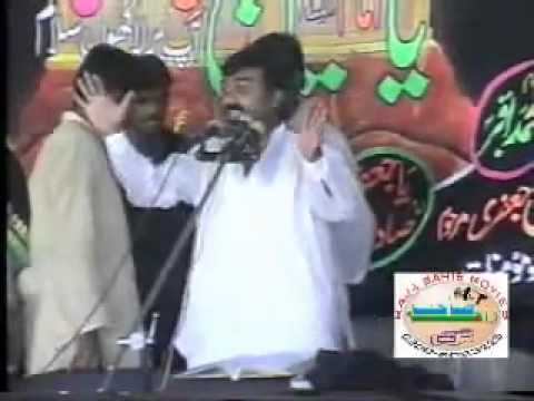 Zakir Qazi Waseem Abbas  Qasida:ghadeer Khum Medan....... video