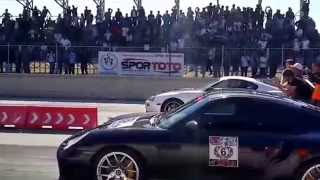 Drag Birincisi Porsche 911 996 Ruf R Turbo - İncebey ULUBAY #IŞIKHIZINDA Racing