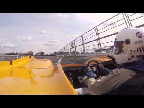 McLaren M8F @ Indianapolis Motor Speedway