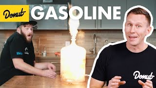 Gasoline - How it works | Science Garage | Donut Media