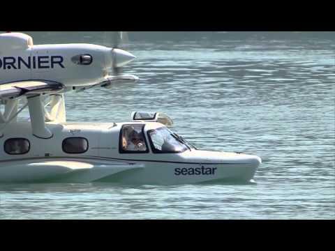 StratPost | Dornier Seastar at Singapore Airshow 2016