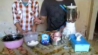 Konsep Produksi Cappucino Cincau dan Jus Sehat