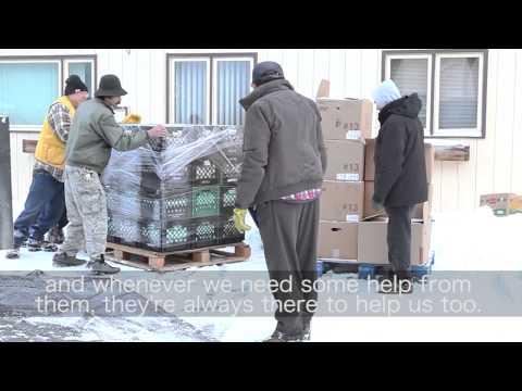 The Power of Neighbors Feeding Neighbors - Latino Lions Club