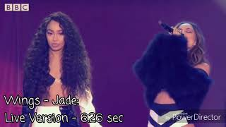 12 Times When Little Mix Make High Note More Longer and Higher || REAL VOICE