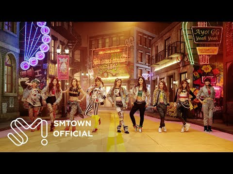 Girls' Generation _I GOT A BOY_Music Video