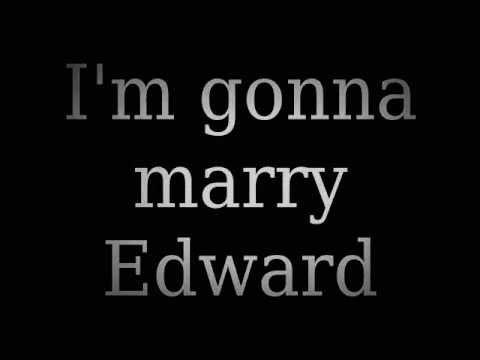The Hillywood Show®  - Marry Edward Lyrics (Breaking Dawn Parody)