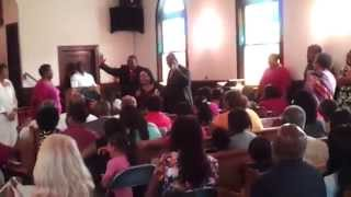 Amazing Grace - I'm Free CGS Pastor Louise Carter 8-26-2012.mp4
