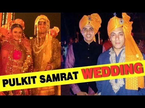 Pulkit Samrat Gets Married To Shweta Rohira, Salman Khan Does Kanyadaan