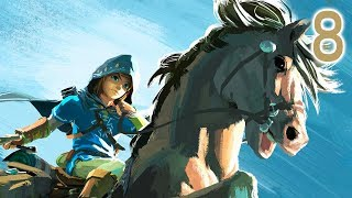 Horses: The Legend of Zelda: Breath of the Wild Gameplay: Part 8