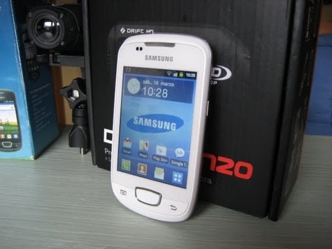 Instalar Android 2.3.6 en Galaxy Mini