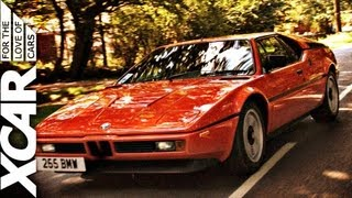 BMW M1: The Forgotten Supercar - XCAR