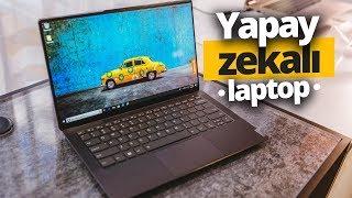 Sizi yüzünüzden tanıyan yapay zekalı bilgisayar: Lenovo Yoga S940