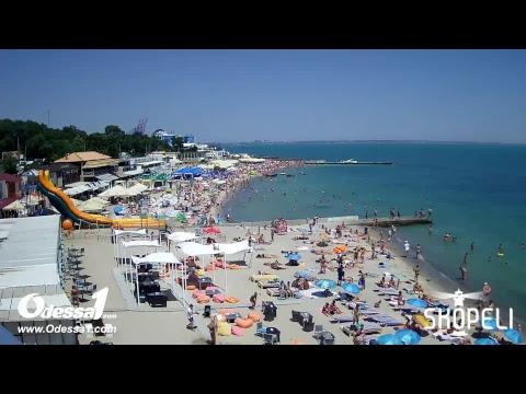 Пляж - В прямом эфире