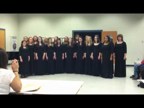 Wheeler High School Girls Concert Choir 2012