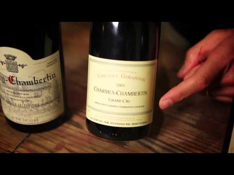 The Capital Grille - Reading Wine Labels