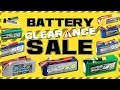 HobbyKing Battery Clearance Sale