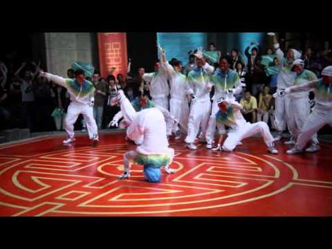 Step Up 3d (madcon - Beggin) [dancing On Water] video