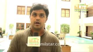 Suraj At Pattanathil Bhootham Drama Press Meet