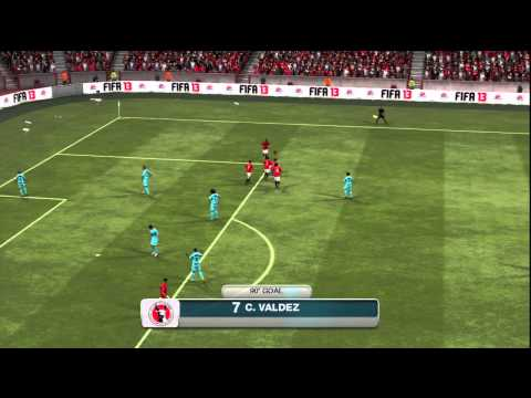 FIFA 13 | Nonstop Nationalities | Mexico