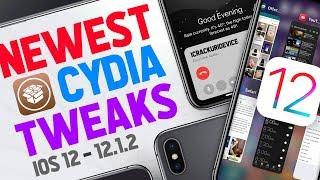 NEW iOS 12 Jailbreak Tweaks: Best iOS 12.1.2 Top Cydia Tweaks - iOS 12 Unc0ver Jailbreak! 🎁