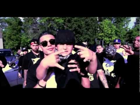 Aztek Escobar (Roc La Familia) - WetBack Spic [Unsigned Artist]