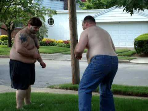 Fat Boy Wrestling Wolf vs. Longo Video