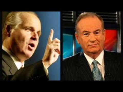 Limbaugh vs. O'Reilly! Bible Thumpers and Gay Marriage