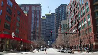 CHICAGO Wanda Vista Tower [Chicago's Futuristic Skyscraper] Floors 93 1191ft 363m May 2018 UPDATE!